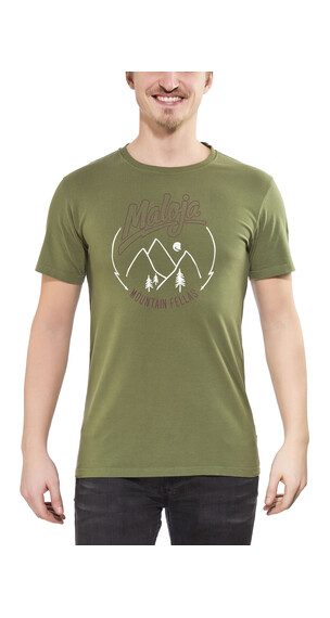 Maloja PercyM. T-Shirt Men avocado